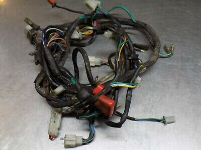Peugeot Sum-Up Sum Up 125 2008 Main Wiring Harness Loom