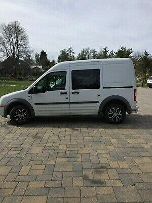 2012 Ford Transit Connect XLT 2012 Ford Transit Connect XLT Cargo