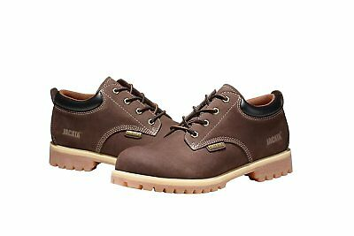 b04f0ee2b3a JACATA MEN'S LOW-CUT Work Boots Water Resistant Boots Heavy Duty ...