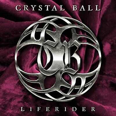 Crystal Ball-Liferider -Digi- (Uk Import) Cd New