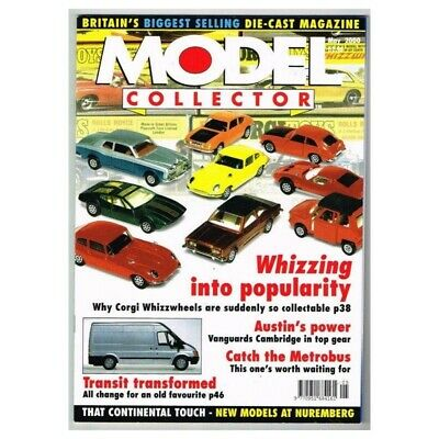 Model Collector Magazine May 2000 MBox3477/G Whizzing to popularity