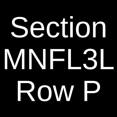 2 Tickets Lord Huron & Bully 7/26/19 The Chicago Theatre Chicago, IL