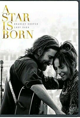 """Brand New """"a Star 🌟 Is Born"""" (2018) Dvd Disc Only!"""