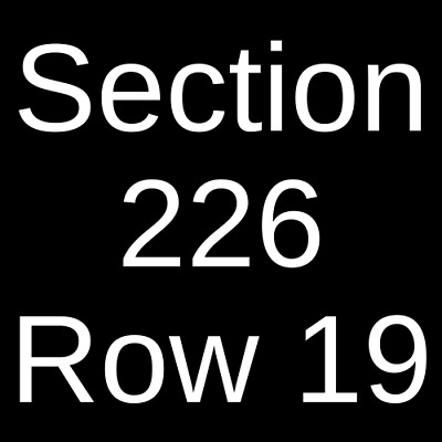 2 Tickets Justin Timberlake 4/2/19 Bankers Life Fieldhouse Indianapolis, IN
