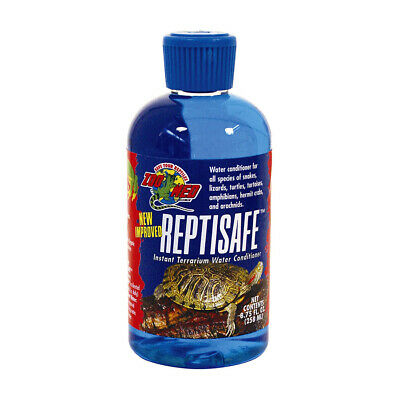 Zoo Med Reptisafe 258ml Terrarium water conditioner Repti Safe