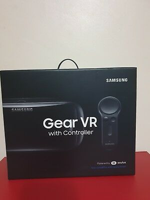 Samsung Gear VR with Controller SM-R323 Oculus Galaxy S8 S8+ S7 S7 edge S6 Note5