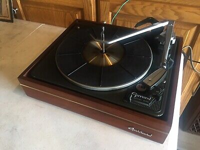 GARRARD MODEL 50 Record Player, Turntable. Hard To find. Working