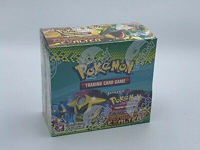 Pokemon Dragons Exalted Booster Box - Sealed 36 Booster Pack.