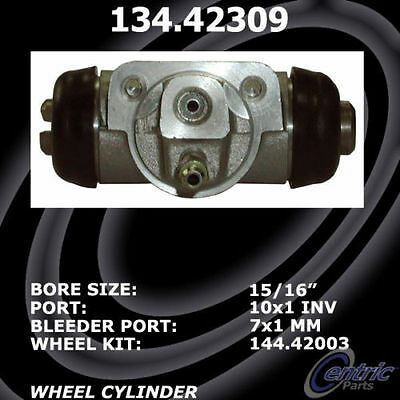 Brand New Centric Rear Wheel Cylinder 134.42309 Fits Vehicles Listed On Chart