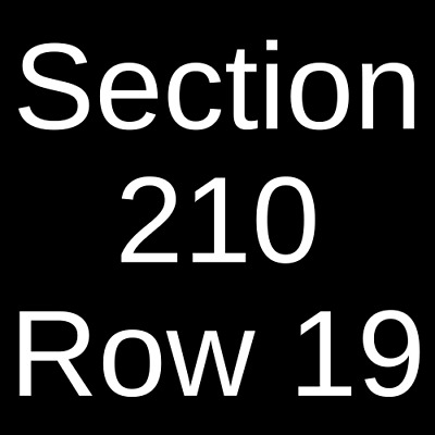 2 Tickets Atlanta Braves @ Chicago Cubs 6/24/19 Wrigley Field Chicago, IL