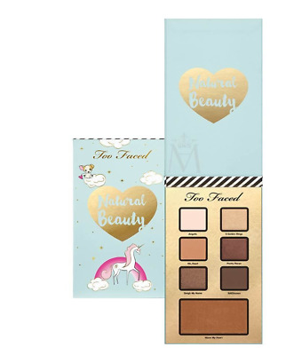TOO FACED Natural Beauty  Eyeshadow & Bronzer Palette