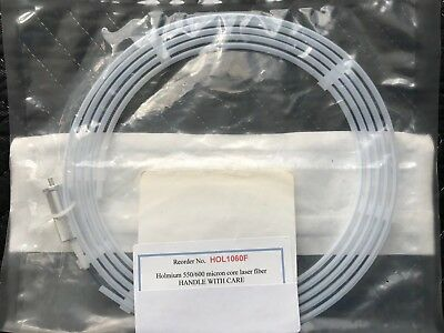 550/600 Holmium Laser Fiber for Urology lithotripsy YAG laser cutting HOL1060F