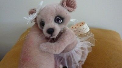 OOAK / ARTIST Rosie the baby mouse - By Ladybug Bears