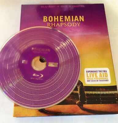 Bohemian Rhapsody Blu ray disc never played