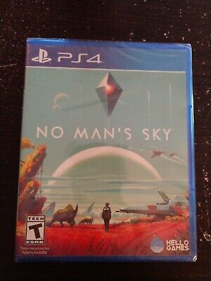 No Man's Sky (Sony PlayStation 4, PS4) No Mans Sky - Brand New Sealed