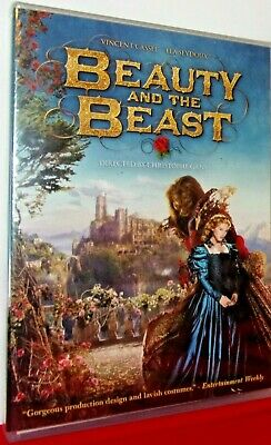 Beauty And The Beast - Brand New Dvd - Free Shipping