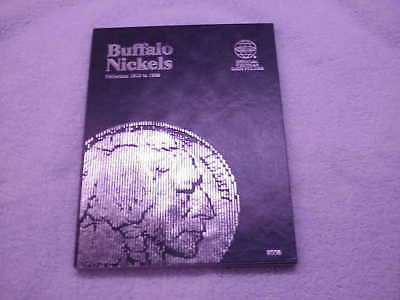Partial Set of 27 circulated Buffalo Nickels in New Folder    A Great Gift  Item