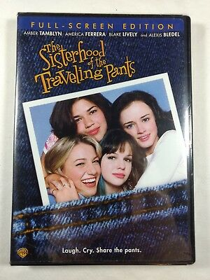 The Sisterhood of the Traveling Pants (DVD, 2008) New Sealed Free Shipping