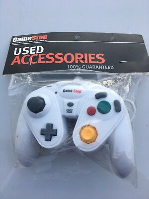 Game Stop GameCube Controller For Nintendo Wii - GameStop Remote  - New