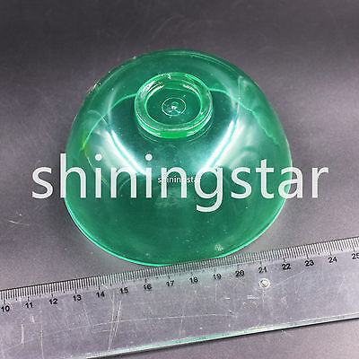 New Dental Impression Material Rubber Nonstick Flexible Mixing Bowl Medium Green