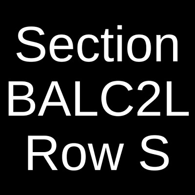 4 Tickets Lord Huron & Bully 7/26/19 The Chicago Theatre Chicago, IL