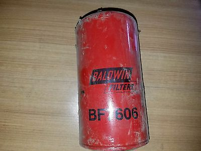 Baldwin Spin on Fuel Filter BF7606 Volvo Equipment WIX 24347