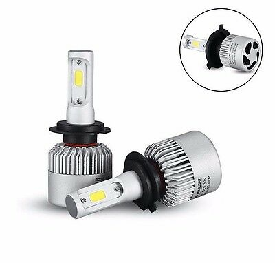 Irs-E2 H7 Glühbirnen Led- H7 Cob Auto Full Led 16000 Lumen Digital 12V 24V