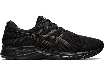 NEW Asics Adult Mens Gel Contend 5 Black Gym Cross train Run Shoe 1011A256 002