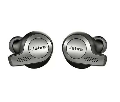 Jabra Elite 65t Alexa Enabled True Wireless Earbuds with Comply SmartCore Tips