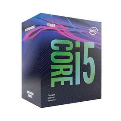 Boxed Intel Cpu Core I5 9400F