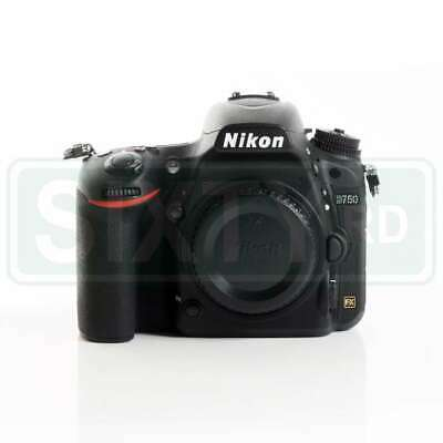 Genuino Nikon D750 Digital SLR Camera Body Only