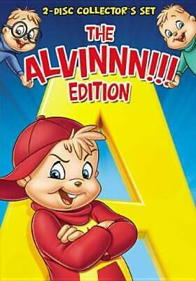 Alvin And The Chipmunks: The ALVINNN!!! Edition by Alvin & The Chipmunks