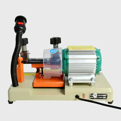 238RS 220V Automatic Cutting Machine Locksmith Tools Key Duplicating Machine