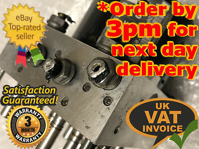 VW Golf, A3, Leon ABS Pump Block and Motor Unit 1K0614517BJ 10.0212-0300.4 1093