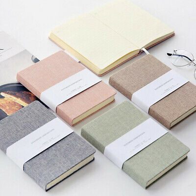 Nordic Style Notebook Hard Cover Paperback Book Journal Diary Notepad Sketchbook