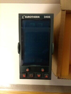 Eurotherm temp controller 2408, NEW, CG/VH/LH/LC/V5/FH/XX/ENG reduced ONLY £250