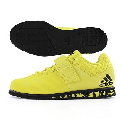 Details about ADIDAS Powerlift 3.1 Weightlifting Shoes Deadlift Crossfit AC7467 WhiteGold