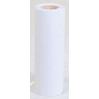 BodyMed® Crepe Headrest Paper Roll for Chiropractic Exam Table –White – 8.5-Inch