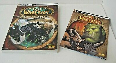 World of Warcraft Mists of Pandaria + Beginner's guide (used / good condition)