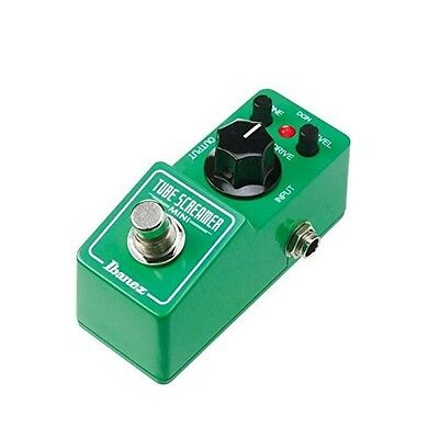Ibanez TS MINI Tube Screamer Mini Guitar Effect Pedal from JAPAN
