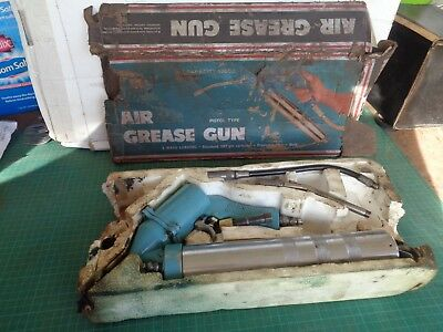 Vintage air grease gun