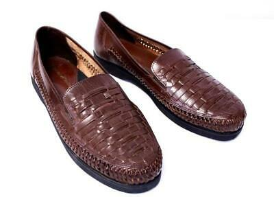 25037bb689b Beverly Hills Polo Club Leather Loafers Slip-ons Shoes Men s Size 11.5