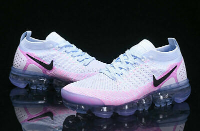 933e6432078f NIKE Women s Air Vapormax Flyknit 2 Running Shoes white and other colors