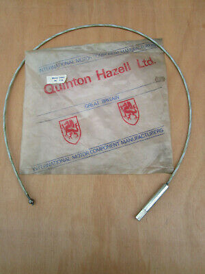 Qh Brake Cable Bc739 Bedford Cf 25/35 Cwt 69-70