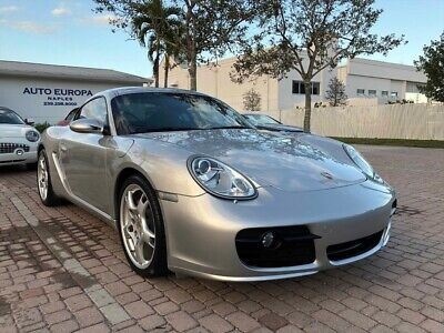 2006 Cayman S 2006 Porsche Cayman S Coupe - Low Miles, 6-Speed Manual, PCM with Navigation