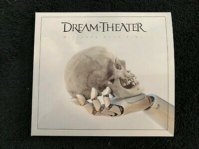 Dream Theater - Distance Over Time 190759254424 (CD Used Very Good)