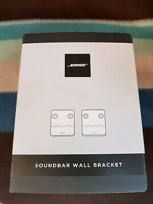 Bose Soundbar Wall Bracket