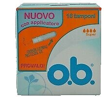 Ob Applicatore Super 16Pz 158733