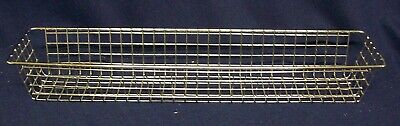 Restaurant Equipment Bar Supplies LONG WIRE BASKET STAINLESS