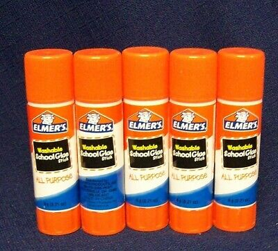 Restaurant Equipment Bar Supplies OFFICE SUPPLIES ELMERS GLUE STICK LOT OF 5